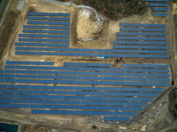 Solarpark Uchtdorf