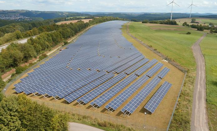 Solarpark Südwestpfalz