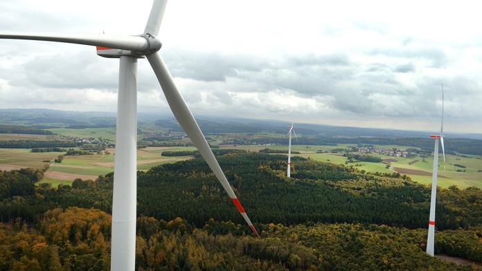 Erneuerbare Energien bei den Stadtwerken Soest - Windpark Grünberg