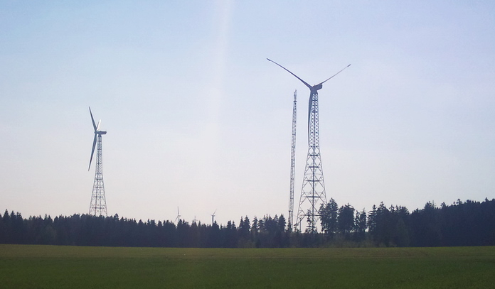 Windpark Laubersreuth